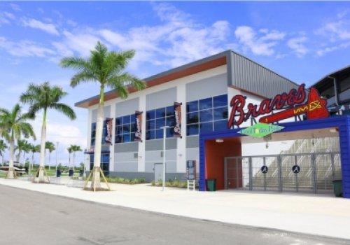 Juniper completes Braves Spring Training Facility…